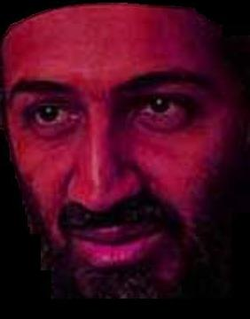 Gay Jihadi Osama bin Laden photo